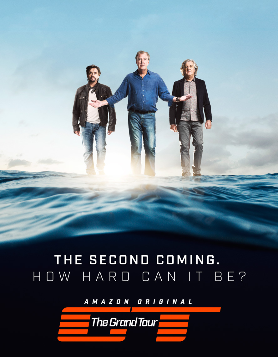 The Grand Tour second coming season 1