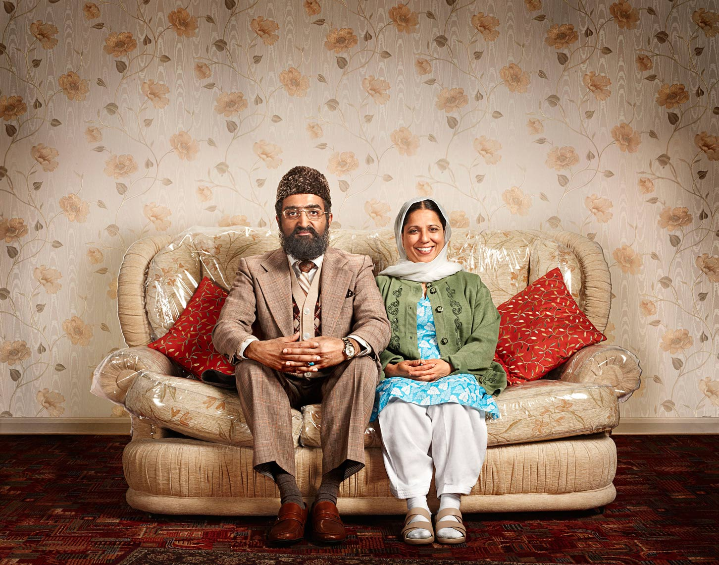 Citizen Khan BBC Celebrity  Portrait Music Advertising Theatre Poster Old Vic BAFTA Trafalgar Photographer