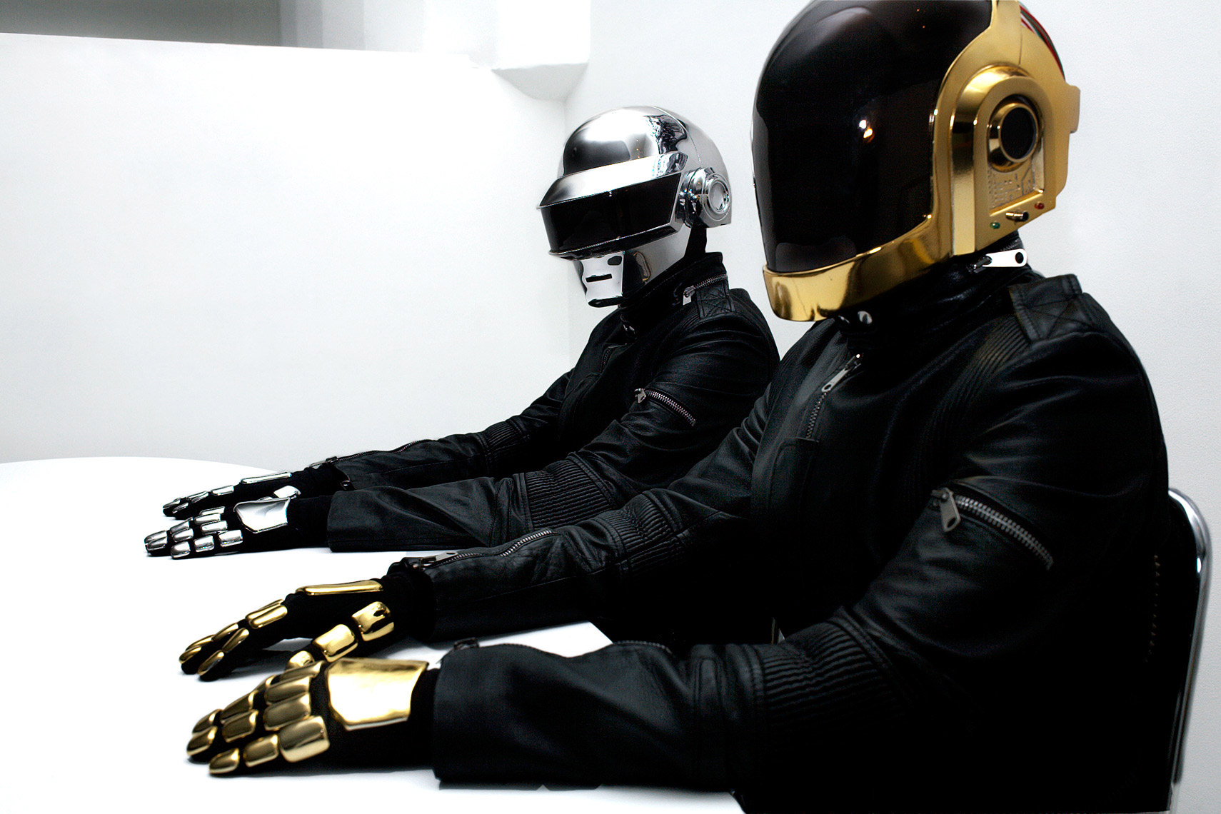 daft punk Celebrity  Portrait Music Photographer