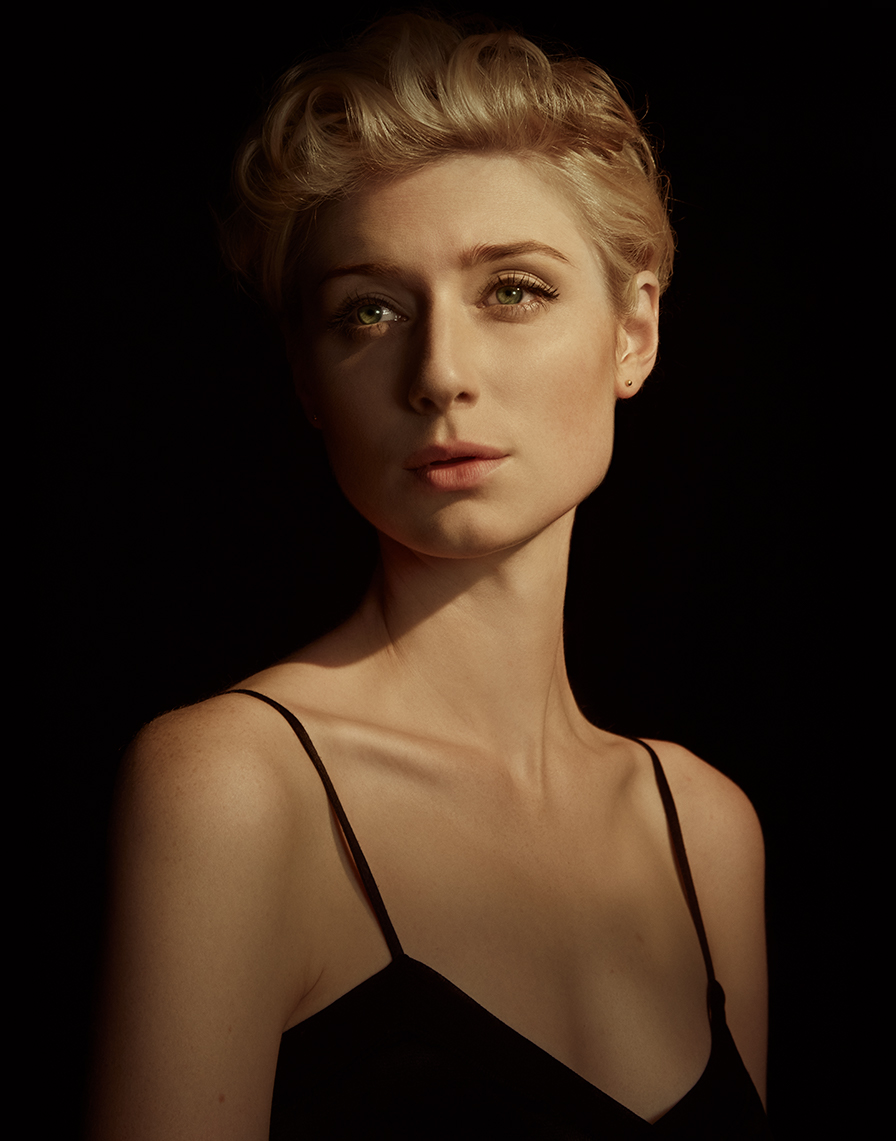 Elizabeth Debicki shot for National Theatre