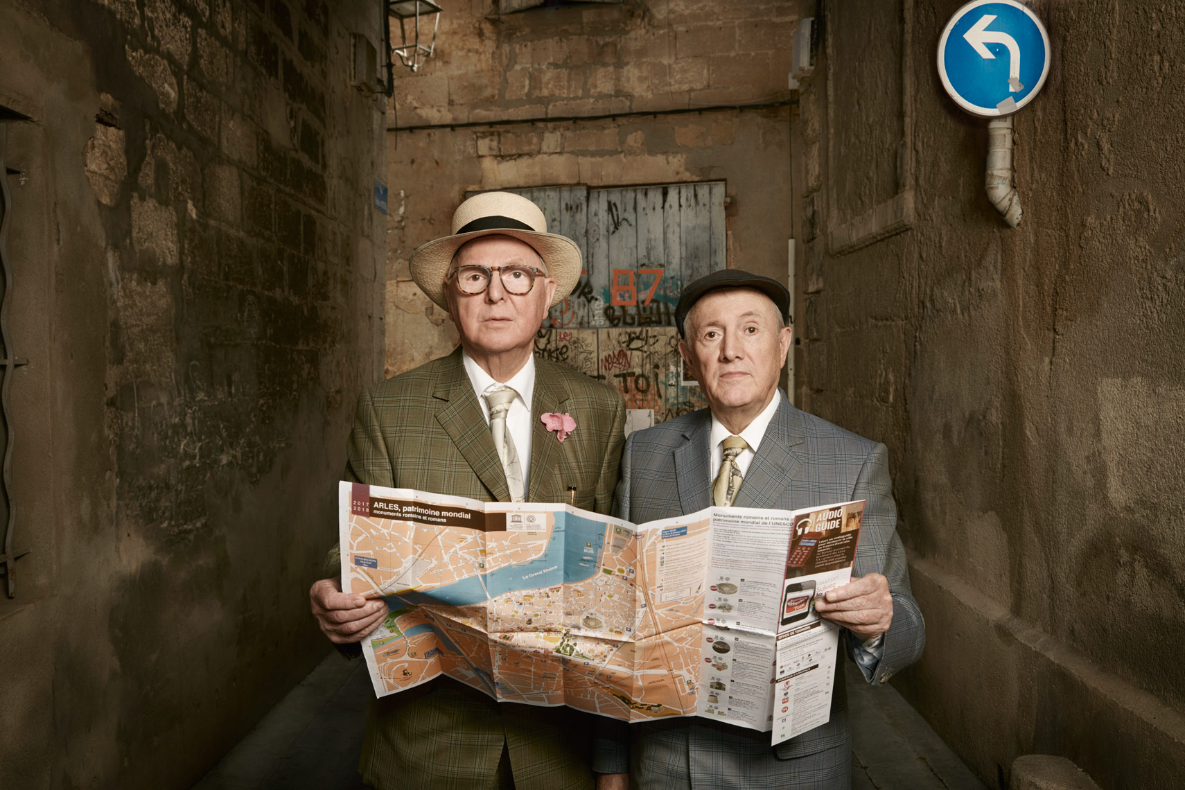 Gilbert and George Event Magazine