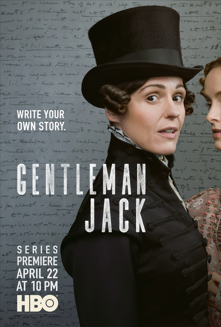 Gentleman Jack HBO and BBC