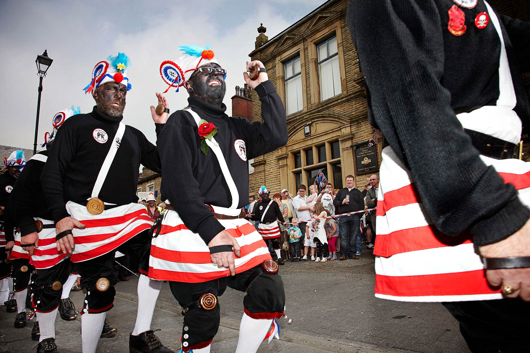 bacup coconutters molly dance tradition