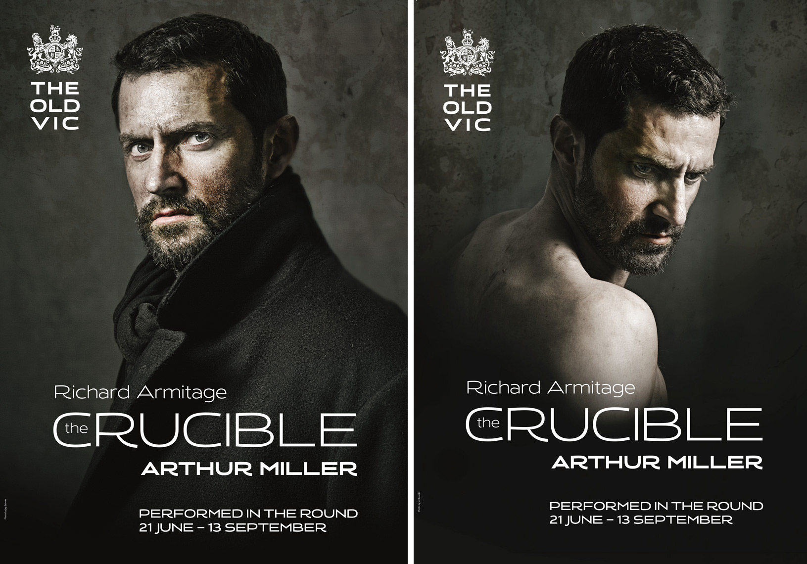 crucible richard armitage old vic Portrait Music Advertising Theatre Old Vic BAFTA Trafalgar Photographer
