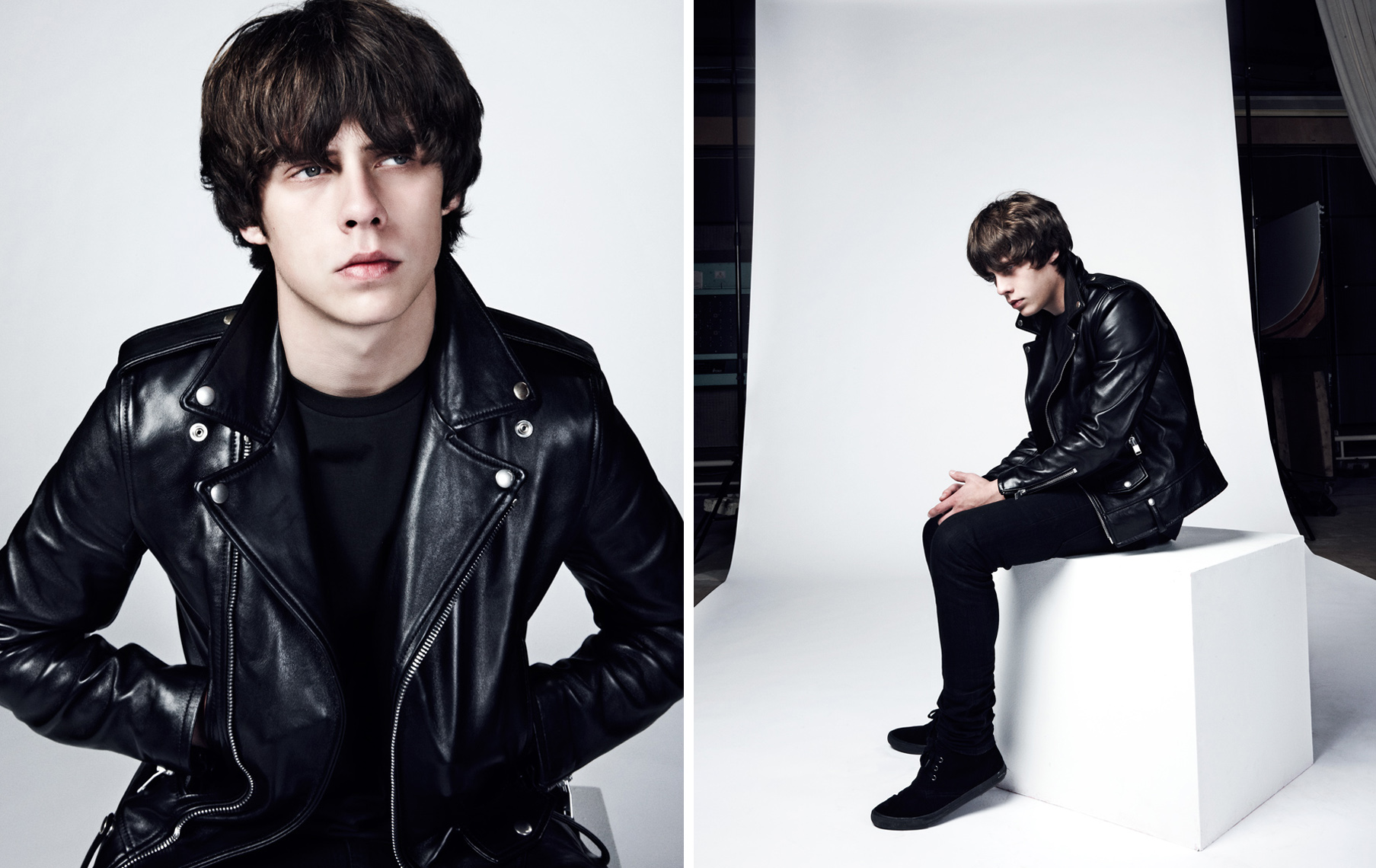 Jake Bugg Portrait Music Advertising