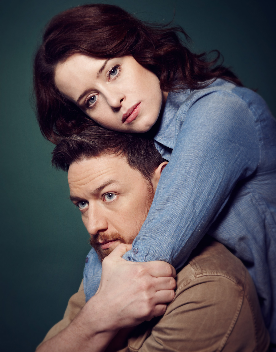macbeth james mcavoy claire foy