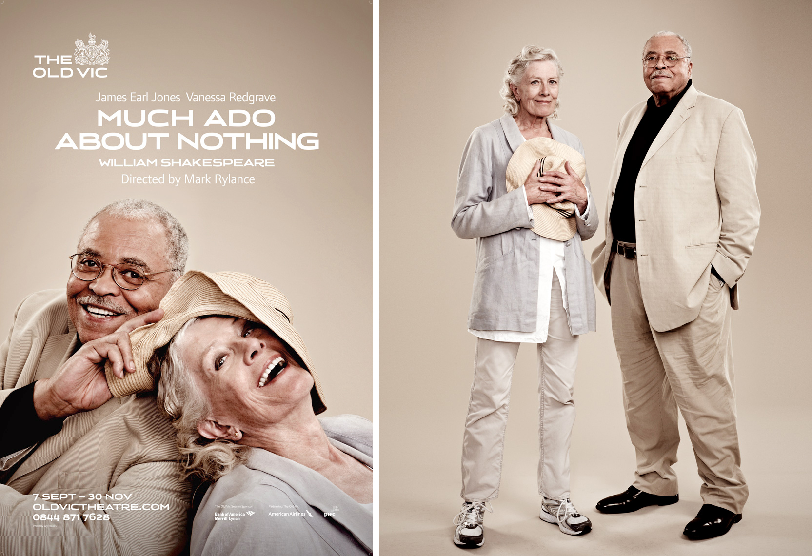 Much Ado / The Old Vic