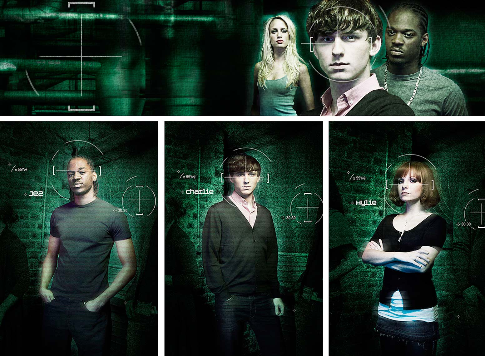 spooks code nine BBC