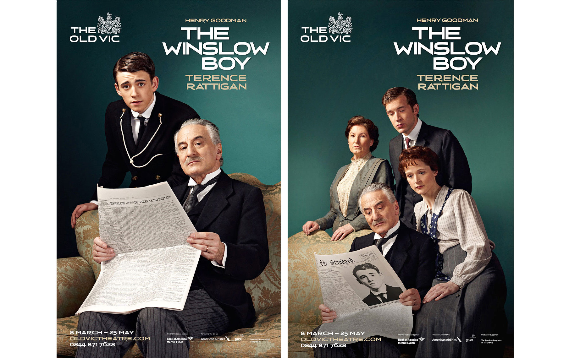 Winslow Boy / Old Vic